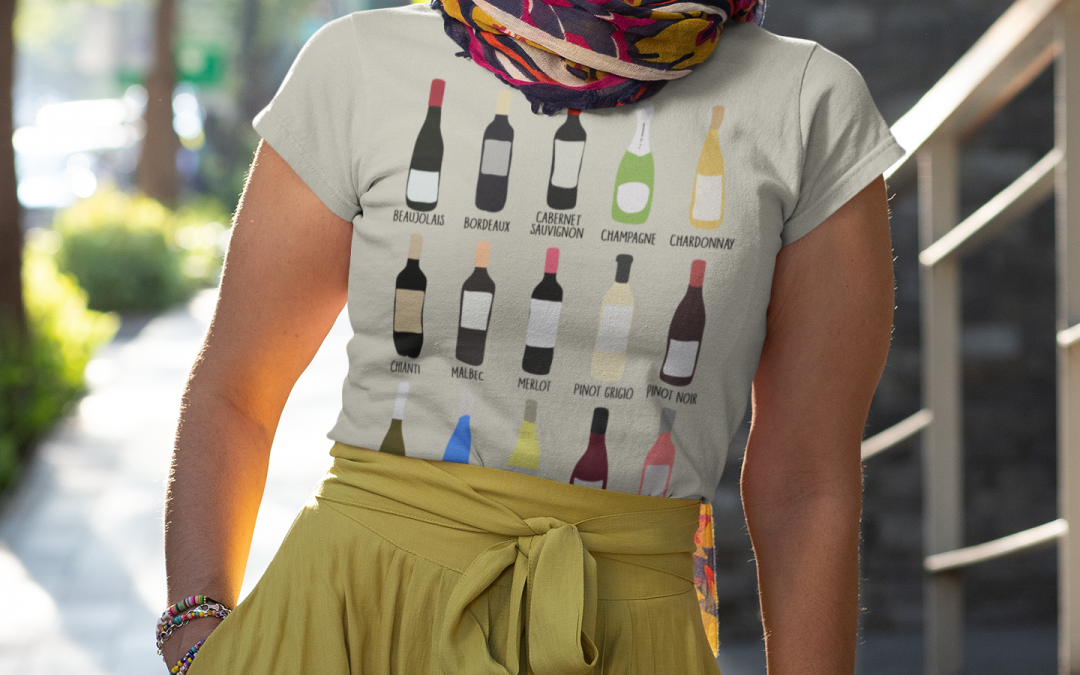 Are you obsessed with wine?