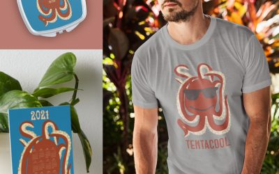 Check Out Some Cool Octopus Products