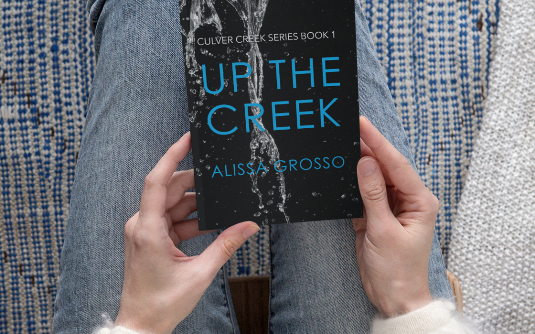 Up the Creek is Available on Netgalley
