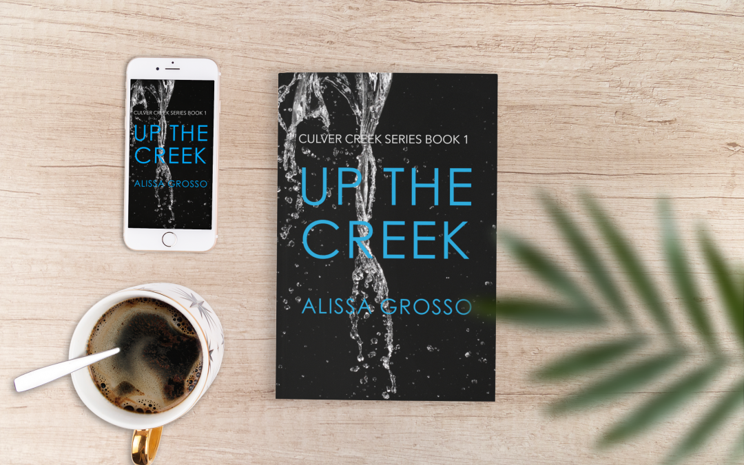 Up the Creek is Available for Preorder