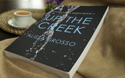 "BookLife calls Up the Creek ""an appealing supernatural mystery"""