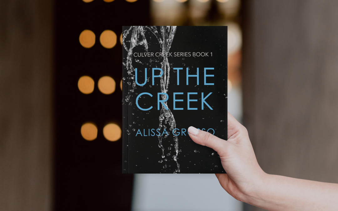 Enter to Win A Signed Copy of Up the Creek