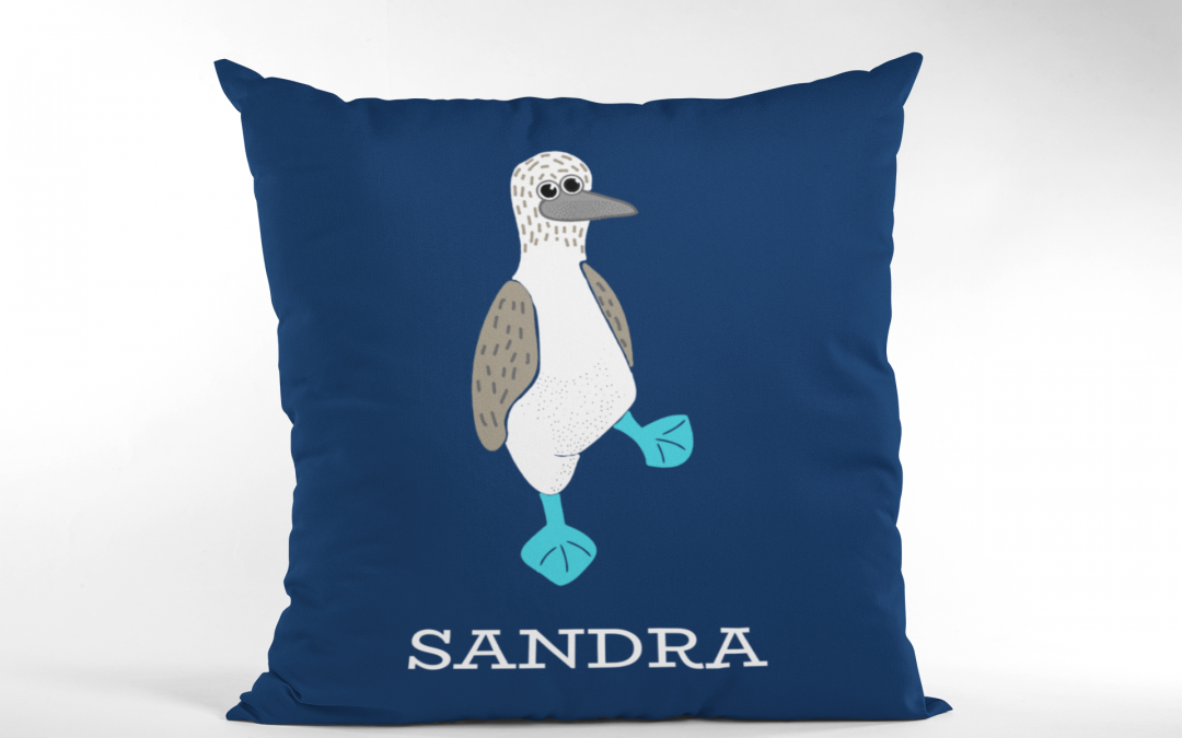 Blue-Footed Boobies Have Invaded My Zazzle Store (at last!)